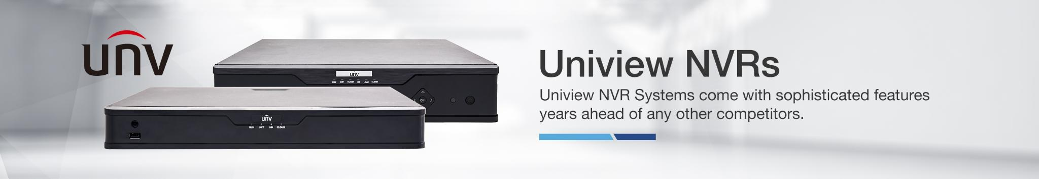Uniview NVR Systems from Long Beach, CA